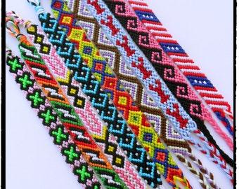 Woven Friendship Bracelet(s)