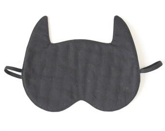 Sleeping mask batman