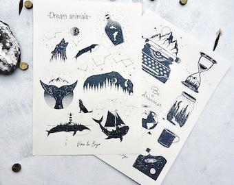 Dream Animals Set