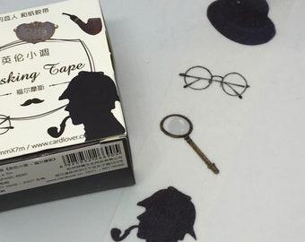 Sherlock Holmes Washi