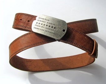 Brown leather belt, Leather belt for men, ALL SIZES
