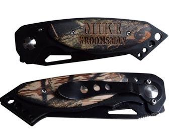 Groomsmen Pocket Knife, Groomsmen Gift, Groomsmen Knife Gift, Gifts for Groomsmen, Groomsman Gift Knife, Groomsman Knife, Engraved Knife