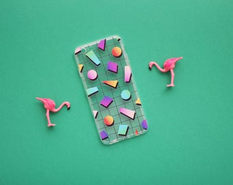IPhone 6/6S ' Geometry Class ' case (silicone)