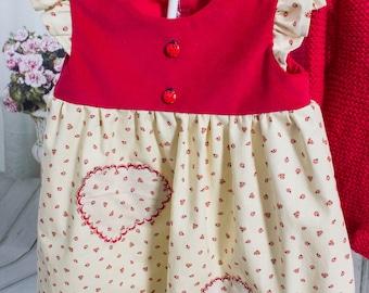 Girls, Dresses, Baby, Ladybird, Designer