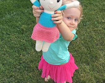 Amigurumi Doll Pattern - Instant Download - PDF Crochet Pattern