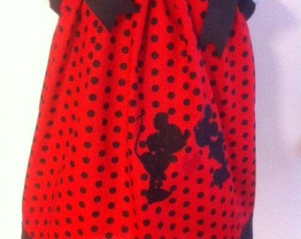 mickey and minnie pillow case dress