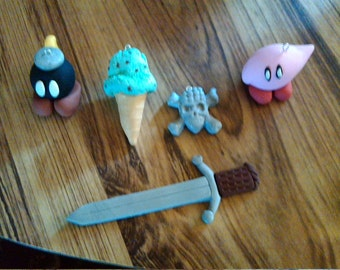 Bob-bomb & Ice cream cone