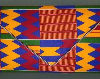 Akwaaba African Print Purses