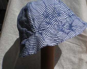 Abstract Bucket Hat (large)