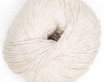 DeStash Yarn - Pima Cotton - Hazelnut Beige