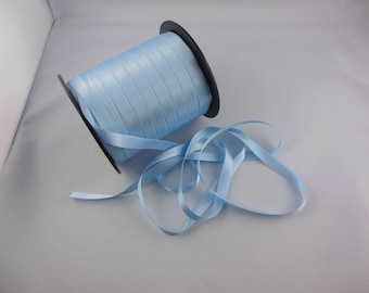 Satin ribbon double sided 10 mm
