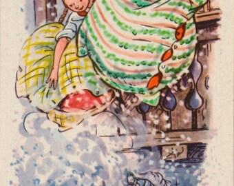 Vintage Single Card: Fairy Tale