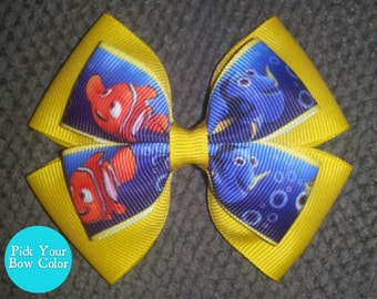 Nemo Dory Handmade Basic Bow