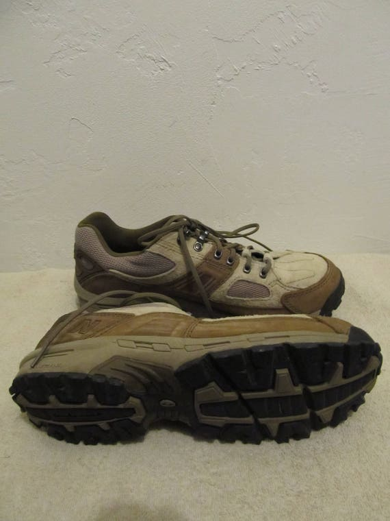 90's Beige amp; HIKING Brown BALANCE By Women's 5US Sneakers NEW 8 Vintage 40Euro 56Swa