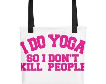 Yoga - Tote bag