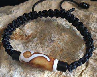 Tibetan Agate Bracelet