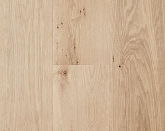 Livesawn White Oak Hardwood Flooring (Unfinished)