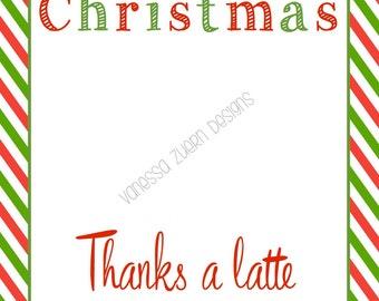Thanks A Latte Christmas