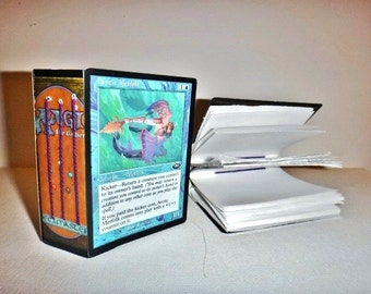 Magic the Gathering Card Notebook MTG