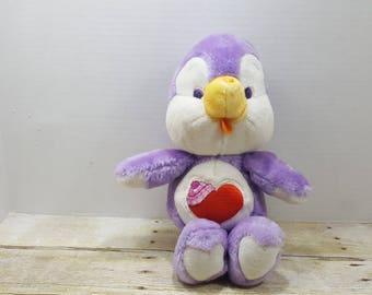 Cozy Heart Penguin, 1980s, Care Bear Cousin