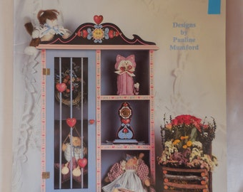 Dear To My Heart by Pauline Mumford Decorative Painting Book 1992