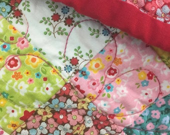 Custom Baby or Lap/Throw Quilts