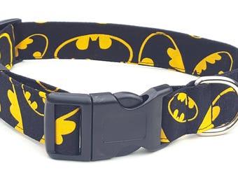 Dog Collar  -  Batman