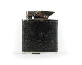 The Giant Tabletop Cigarette / Cigar Lighter | Leather