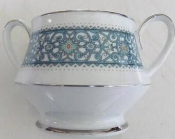 1960's Vintage Larue Sugar Bowl Without Lid in Larue by Noritake Collectible China Set by Noritake #6913 JAPAN