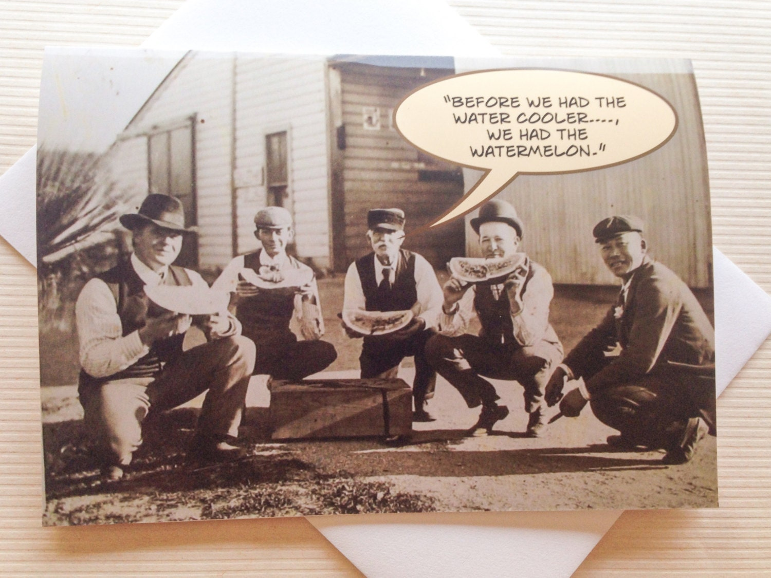 Vintage funny photo card old photo greeting card funny zoom bookmarktalkfo Images