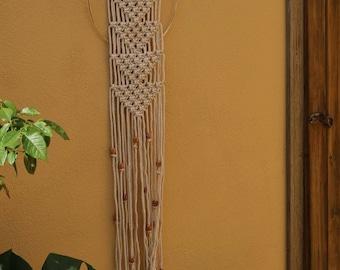 Dream Catcher Wall Hanging DIY Macrame Kit