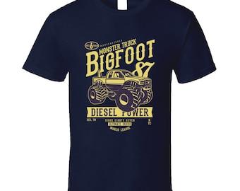 Monster Truck Bigfoot 87 T Shirt