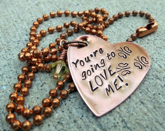 My Little Pony Fluttershy  - You're going to LOVE ME Necklace