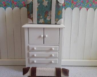 Suitcase for Blythe & Dolls