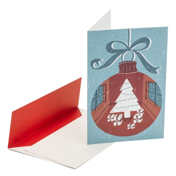 STILLE NACHT. Christmas card. Silent night. Traditional. For friends. For Mom. For Grandma.
