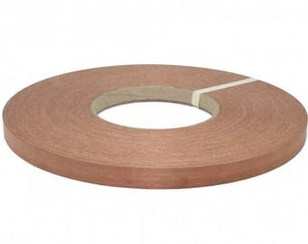 """makore pre glued ( 5/8"""" to 3""""x250' ) Wood veneer edgebanding"""