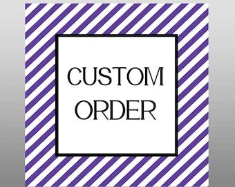 Enclosure Cards, Gift enclosure cards, gift tags, personalized enclosure cards, personalized gift tags, monogram gift tag, holiday tag, tag