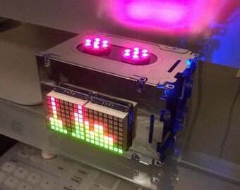 SPECTRA Spectrum Analyzer music light show box