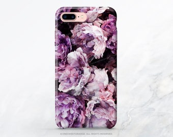 iPhone X Case iPhone 8 Case iPhone 7 Case Peonies iPhone 7 Plus iPhone 6s Case iPhone SE Case Tough Galaxy S8 Plus Case Galaxy S8 Case I107