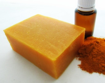 Sea Buckthorn Soap ~ Eradicates Acne & Roseace