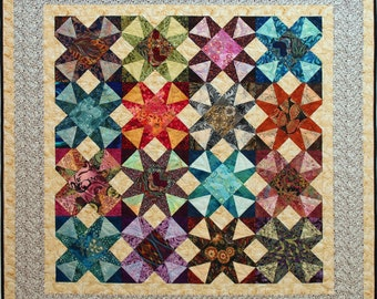 Magic Carpet Quilt