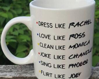 Friends TV Show Mug