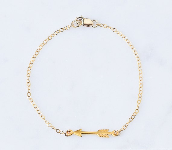bracelets arrow wrist silver amazon women bracelet manzhen wire rose dp ornament gold com for adjustable bangle