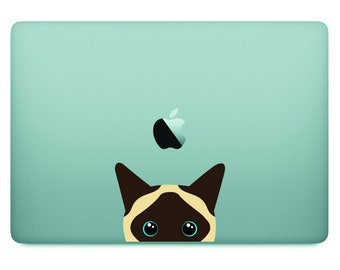 Siamese Cat Vinyl Decal