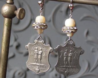 Friendship earrings
