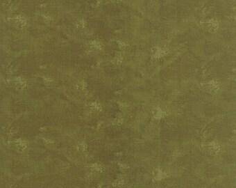 PRINTS CHARMING - Dark Olive - 1/2 YARD - Sandy Gervais - 7521-695 - Yardage - Moda - Sandy's Solids