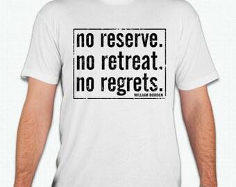 No Regrets Tee