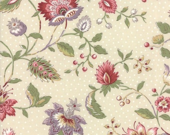 Jardin De Versaille cotton fabric by French General for Moda fabrics 13810 12