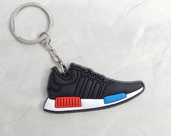 Adidas NMD sneaker keychain for car keys - Gift For Sneakerheads