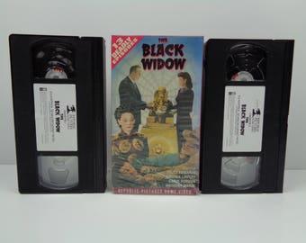 Black Widow [VHS] (1947)